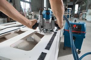 Bosch Professional Nass-/Trockensauger GAS 25 L SFC - Industriestaubsauger Test