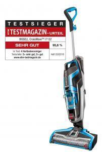 bissel 17132 waschsauger test