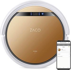 ZACO V5x Saugroboter mit Wischfunktion - Saug und Wischroboter Test